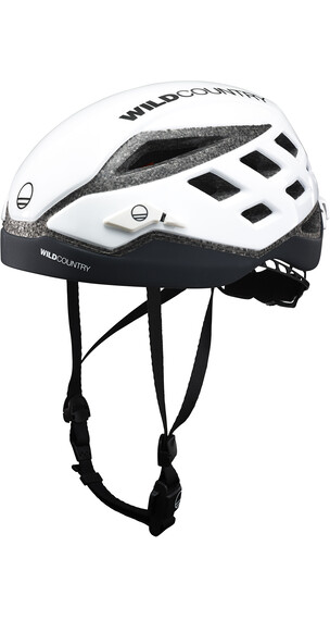 Wild Country Focus Helmet White/Black